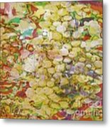 Grape Abundance Metal Print by PainterArtist FIN