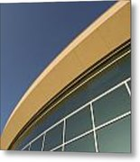 Graphic Architecture Metal Print