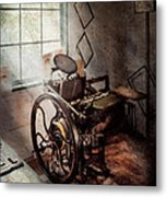 Graphic Artist - The Humble Printing Press Metal Print