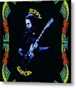 Grateful For Jerry  Metal Print