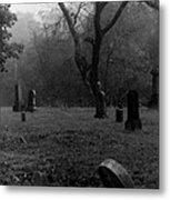 Graveyard 4 Metal Print