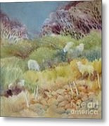 Grazing_in_the_grass Metal Print