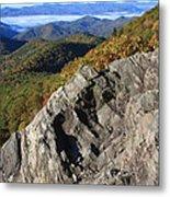 Great Balsam Mountains - Blue Ridge Parkway Metal Print