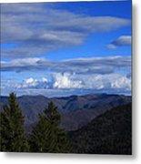 Great Balsam Mountains-north Carolina Metal Print