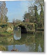 Great Bridge Warwick Metal Print