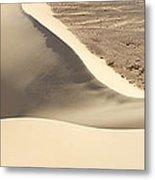 Great Dune At Aswan Metal Print