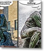 Great Expectations Metal Print