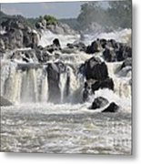 Great Falls Of The Potomac River Metal Print