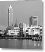 Great Lakes Science Center Cleveland Metal Print