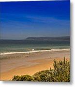 Great Ocean Road Beach Metal Print
