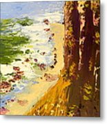 Great Ocean Road Metal Print