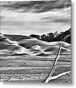 Great Sand Dunes 1 Metal Print