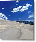Great Sand Dunes IIi Metal Print