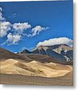 The Great Sand Dunes National Park 2 Metal Print