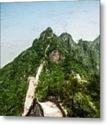 Great Wall 0033 - Acanthus Metal Print