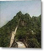 Great Wall 0033 - Lux Sl Metal Print