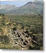 Greece. Peloponnese. Laconia. Sparta Metal Print