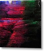 Green-eyed Monster Metal Print