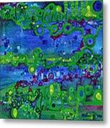 Green Functions Metal Print