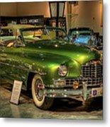 Green Hornet Metal Print