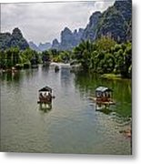 Green River Metal Print