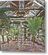 Greenhouse Splendor Metal Print