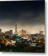 Greenway Plaza And The Galleria Metal Print