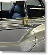 Grey Poupon And Rolls Royce Metal Print