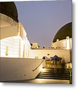 Griffith Park Observatory No. 3 Metal Print