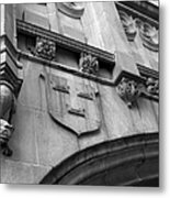 Grinnell College Detail Metal Print