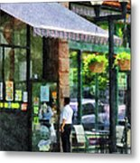 Grocery Store Albany Ny Metal Print