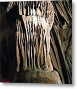 Grotte Magdaleine South France Metal Print