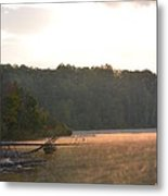 Grousehaven Lake - Rifle River State Park Metal Print by Jennifer  King