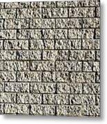 Grunge Wall Metal Print