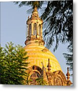 The Grand Cathedral Of Guadalajara, Mexico - By Travel Photographer David Perry Lawrence Metal Print