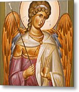 Guardian Angel Metal Print by Julia Bridget Hayes