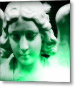 Guardian Angel Vii Metal Print