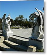 Guardian Angels Metal Print