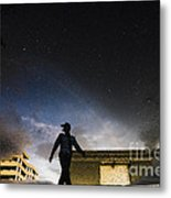 Guardian Of The Galaxy Metal Print