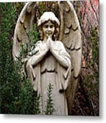 Guardian Of The Garden Metal Print