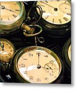 Guardians Of Time Metal Print