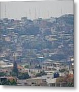 Guayaquil Overview Metal Print