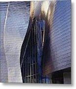 Guggenheim Museum Exterior Metal Print