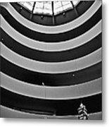 Guggenheim Museum - Nyc Metal Print