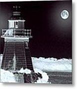 Guiding Lights Metal Print