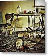 Guilty Antics  Metal Print