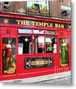 Guinness Is Good For You Metal Print by Mel Steinhauer