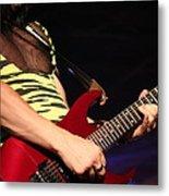 Guitar Metal Print by James Hammen