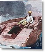 Gulf Stream 2 Metal Print by Pg Reproductions