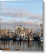 Gulfport Marine Metal Print